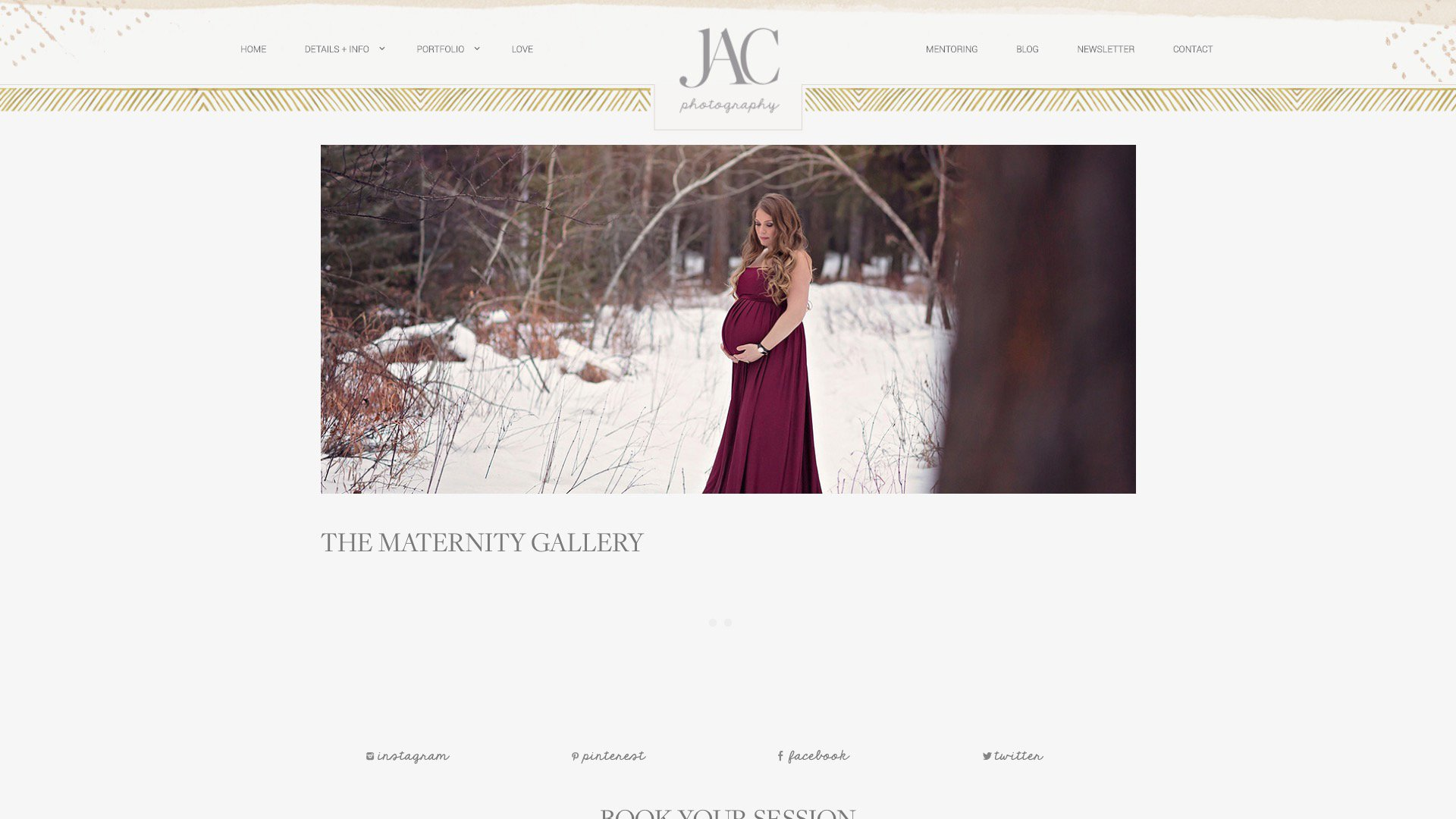 A Photo Of JAC Photography Gallery Page